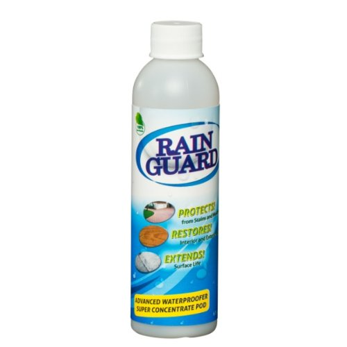Rainguard Advanced Waterproofer 6 oz Super Concentrate Eco-POD (Makes 1 Gal) With Clear Natural Finish TPC-0801