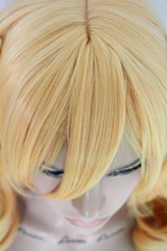 Anogol Blonde Fancy Dress Costume Wig Lolita Cosplay Wigs D0093 ... f7cfb8e992f1