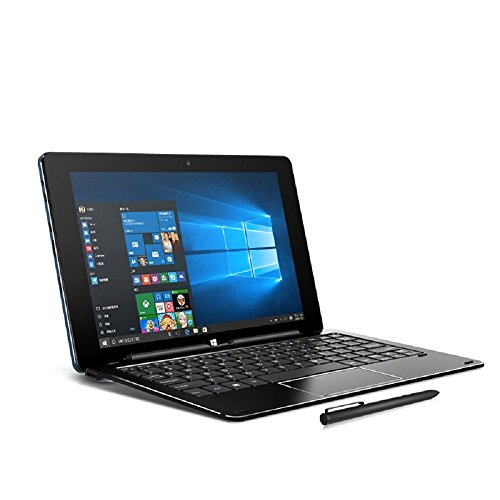 "Tablet computer, Original Cube iWork 10 10.1"" Ultimate Tablet PC Ultrabook Windows 10 +Android 5.1 Dual OS Intel Atom X5-Z8300 Quad Core 4GB+64GB (tablet with keyboard & touch pen)"