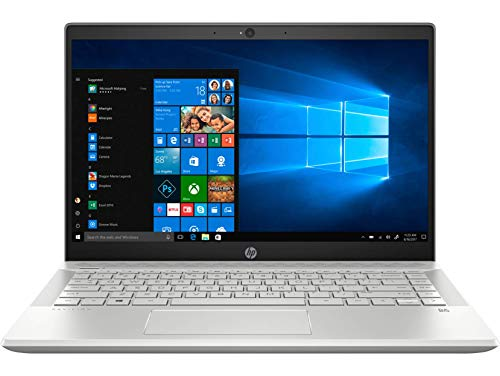 HP Pavilion 14 Core i5 10th Gen Alexa Built-in 14-inch FHD Laptop (8GB/256GB SSD/Win 10/MS Office/Mineral Silver/1.6kg), 14-ce3006TU 31
