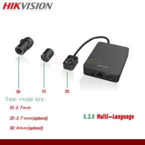 caméra discrète surveillance hikvision