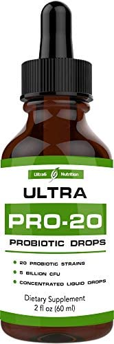 Probiotic for Women and Men – 20 Strain Liquid Probiotic Supplement - Acidophilus Probiotic - Womens Probiotic, Prebiotics and Probiotics - Probiotic for Digestion, Irritable Bowel & Leaky Gut 4
