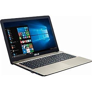Asus VivoBook 15.6 inch HD Quad-Core SSD Flagship 2018 Newest High Performance Laptop PC | Intel Pentium N4200 | 4GB RAM | 128GB SSD | Bang & Olufsen Audio | USB Type-C | DVD +/-RW | Windows 10