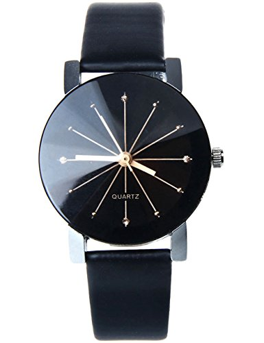 41Eh1IbdOoL Display:Analog. Band Material:PU Leather.Band Color:Black Size:case:35mm*6mm,band:240mm*20mm Clearance watches.Occasions for gifts:Advertising and promotion, business gifts, holiday, housewarming, birthday, travel