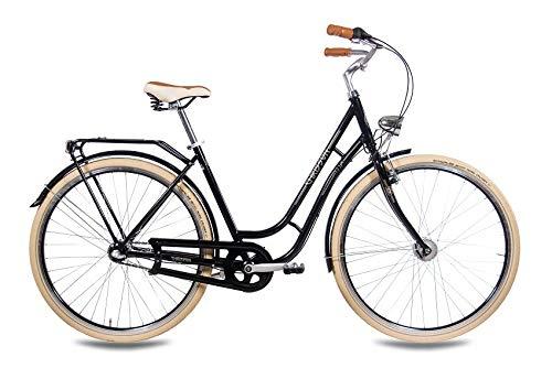 CHRISSON '28 inch Vintage City Bike Women's Bicycle N Lady ...