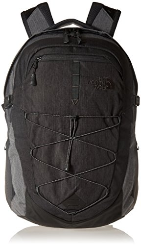 The North Face Women's Borealis Backpack, Tnf Dark Grey Heather/Tnf Medium Grey Heather, One Size