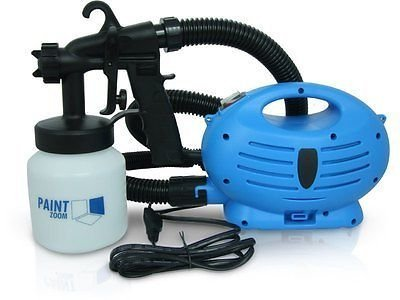 Electric Portable Spray Painting Machine Paint Zoom H5hm9 In Car Motorbike