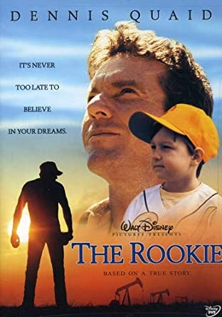 Image result for the rookie movie