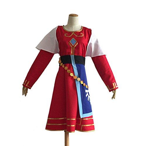 legend of zelda cosplay costumes for women - Cuterole Princess Zelda Costume Legend of Zelda Skyward Sword Cosplay Outfit Custom