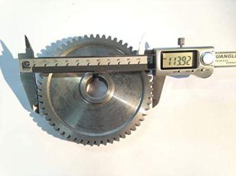 KWS-Professional-Commercial-Sausage-Stuffer-Maker-ST-10L22LB-Heavy-Duty-Gear-System