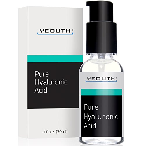 Hyaluronic Acid Serum for Face by YEOUTH...