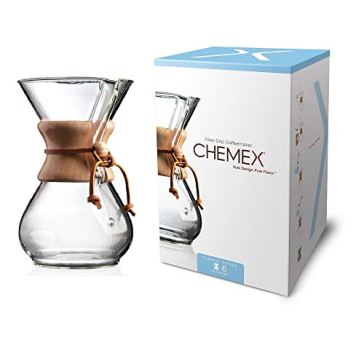 Chemex Classic Series, Pour-over Glass Coffee maker