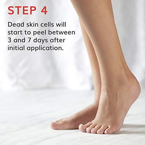 Baby Foot - Original Exfoliant Foot Peel - 2.4 Fl. Oz. Lavender Scented Pair 9