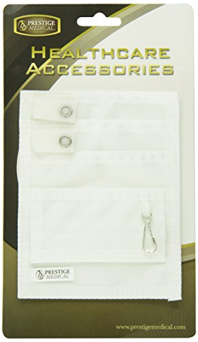 Status Medical 5-Pocket Organizer, White deal 50% off 41FCJtduaoL
