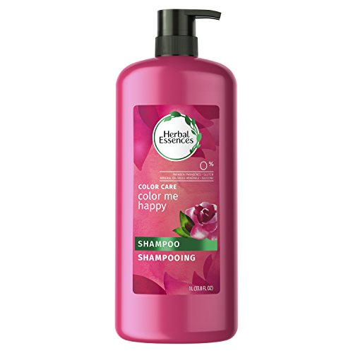 Herbal Essences Color Me Happy Shampoo for Color-Treated Hair, 33.8 fl oz (Packaging May Vary)
