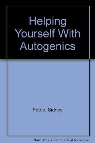 Download Helping Yourself with Autogenics