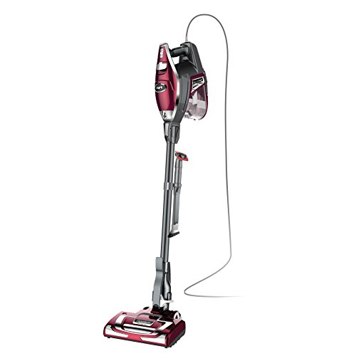 SharkNinja Rocket DeluxePro Ultra-Light Upright Corded Stick Vacuum Bordeaux
