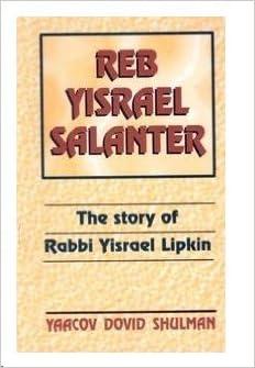 Image result for Reb Yisrael Salanter: The Story of Rabbi Yisrael Lipkin