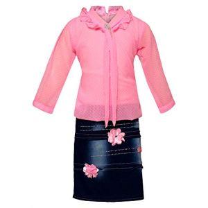 Arshia Fashions Girls Midi Dress