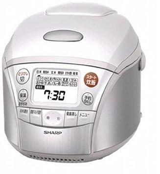 「シャープ 炊飯器KS-PC10S」の画像検索結果
