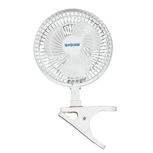 Hurricane 736520 Fan, Classic Clip 6 Inch