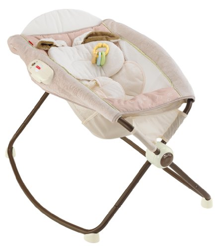 Fisher Price Newborn Rock n Play Sleeper - How to Remove the