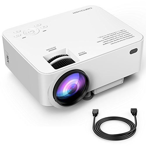 DBPOWER T20 Review -The Best Budget Mini Slide Projector