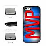 BleuReign(TM) Mvp Plastic Phone Case Back Cover Apple iPhone 5 5s and iPhone SE