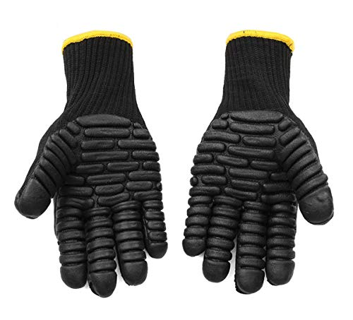 Anti Vibration Work Gloves, Shock Proof...