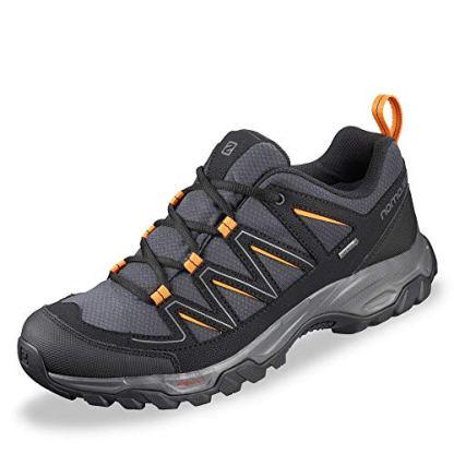 detailed look 25508 81ab9 Salomon L40780100 Arcalo 2 - Scarpe da Trekking da Uomo Gore-Tex® in Rete  di Nylon Ortholite