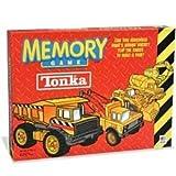 Milton Bradley Tonka Memory Game
