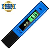 Jellas Pocket Size pH Meter Digital Water Quality Tester for Household Drinking Water, Swimming...