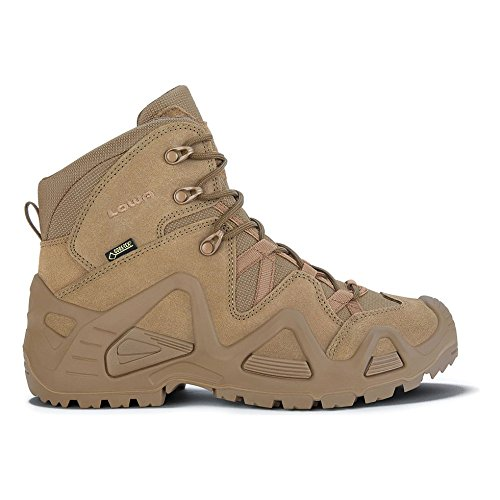 Lowa Men's Zephyr GTX Mid TF Hiking Boot (11.5 Medium, Coyote Op)