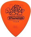 Dunlop 462P.60 Tortex TIII, Orange, .60mm, 12/Player's Pack