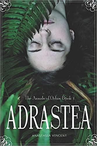 Adrastea book cover