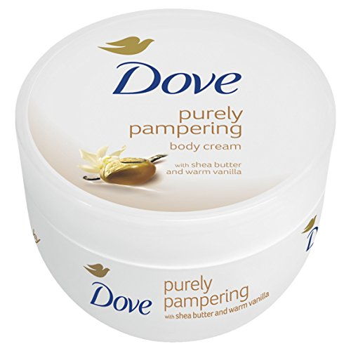 Dove Purely Pampering Body Cream with Shea Butter & Warm Vanilla (300ml)