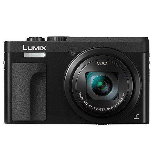 Panasonic DC-ZS70K Lumix 20.3 Megapixel, 4K Digital Camera, Touch Enabled 3″ 180 Degree Flip-Front Display, 30x Leica DC Vario-Elmar Lens, Wi-Fi with 3″ LCD, Black