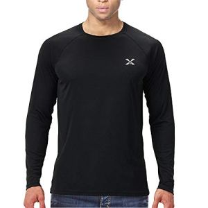 Corna Men's Long Sleeve Performance T-Shirt Moisture Wicking Athletic Shirts UPF 50+ 10 Fashion Online Shop 🆓 Gifts for her Gifts for him womens full figure