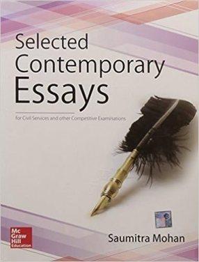 essay book for upsc exam