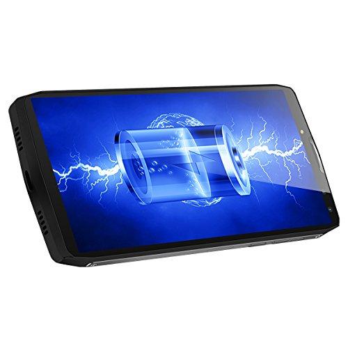 41GjumFWGOL - Blackview P10000 Pro 5.99-inch 11000mAh 5V/5A Face Unlock 4GB RAM 64GB ROM Helio P23 4G Smartphone