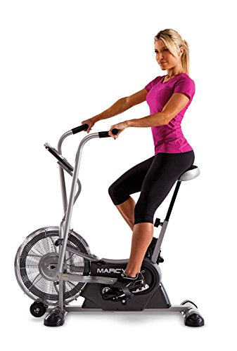 Marcy Exercise Upright Fan Bike for...