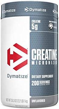 Dymatize Micronized Creatine, 1kg 3