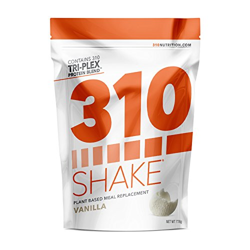 Vanilla Meal Replacement   310 Shake Protein Powder