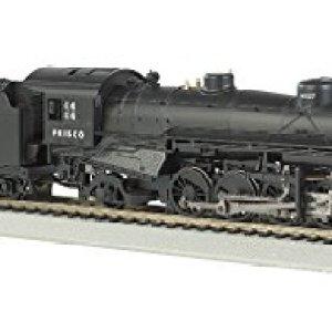 Bachmann Industries Trains Usra Light 2-8-2 Dcc Ready Frisco #4027 With Medium Tender Ho Scale Steam Locomotive 41GtMGy 2B0hL