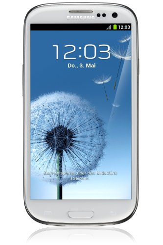 Samsung Galaxy S III I9300 16Gb White WiFi Android Unlocked Cell Phone