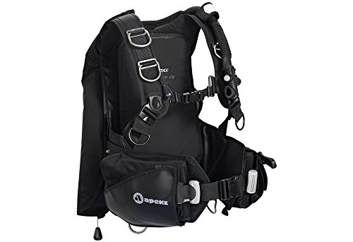 Apeks Black Ice Scuba Diving BC
