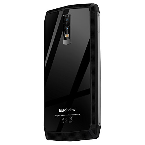 41GzzUNlwHL - Blackview P10000 Pro 5.99-inch 11000mAh 5V/5A Face Unlock 4GB RAM 64GB ROM Helio P23 4G Smartphone