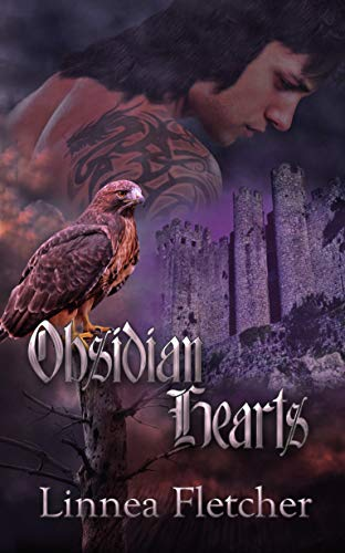 Obsidian Hearts (Obsidian Legends Book 1) by [Fletcher, Linnea]