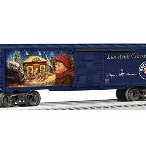 "Lionel Angela Trotta Thomas ""Lionelville Christmas"" Boxcar 41H2KIl59qL"