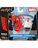Marvel Minimates Daredevil and Kingpin Series 1